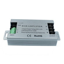 DC12V 30A 360W RGB amplificador de tira led