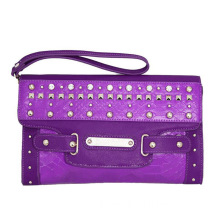 Fashionable Women Tote Bags, Genuine Lady Clutch Bag (CL6-008)