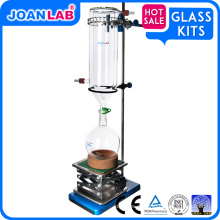 Джоан лаборатории Дьюара конденсаторный/холодную ловушку 24/40 для вакуумного насоса