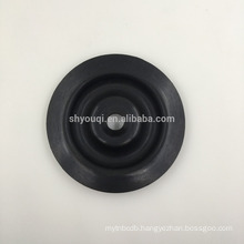 Compression moulding brake system customized molded rubber brake diaphragm