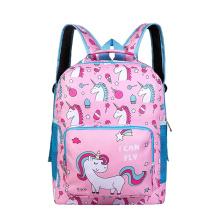 Pink Kindergarten Student School Bookbag Preschool Children cartoon backpack school Bags