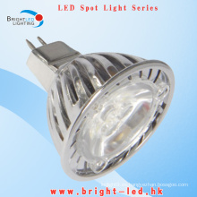 Alto rendimiento y ambiente LED 3 * 1W Spot Light