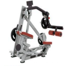 Commercial manufacturer New Life Fitness Glute Machine for gym club