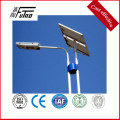 Solar energy street light poles