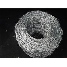 Fil de rasoir revêtu de PVC / galvanisé