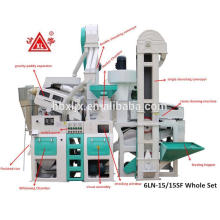 new 2018 agriculture farm rice milling machine