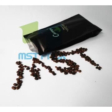 Plastic Coffee Pouch with Degassing Valve