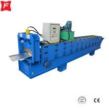 factory customized for China Roof Ridge Cap Roll Forming Machine Manufacturer Price Color Steel Roof Machine Ridge Making Machine supply to Haiti Manufacturers