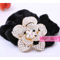 elegant wedding real diamond bridal hair accessories