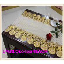 PVC/Vinyl Long Lace Rolls / Table Cloth in Roll Wholesale