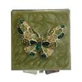 Мульт цветная бабочка компактные зеркала