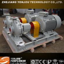 Pompe centrifuge à aspiration finale