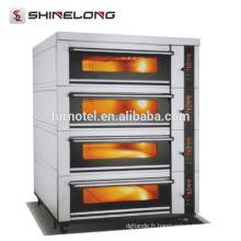 Four électrique de plate-forme 16-Tray d'équipement de cuisine d'hôtel 4-couche Price