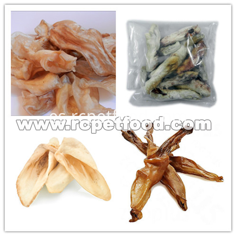 rabbit ear treats for dog