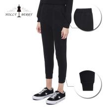 Schlanker eng anliegender Overall Frauen Leichte Hosen Hose Jogger Sporthose