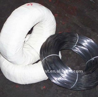 Galvanized And Black Annealed Binding Wire