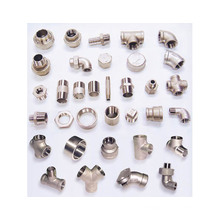 Pipe Fittings BSP Stainless Steel
