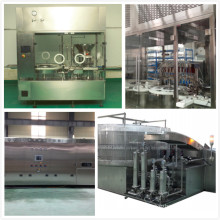 Penicillin Bottle Filling and Stoppering Machine Production Line