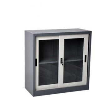 Sliding Door Metal Cupbord
