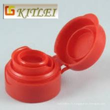 Les produits en plastique de base de tasse de pièces de moulage par injection d'excellente qualité en plastique
