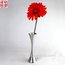 2016 Nuevo Moderno Acero Inoxidable Flor Moderna Florero Decoración Interior Potiche