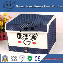 Eco-Friendly PP Spunbond Non Woven Fabric for Storage Box