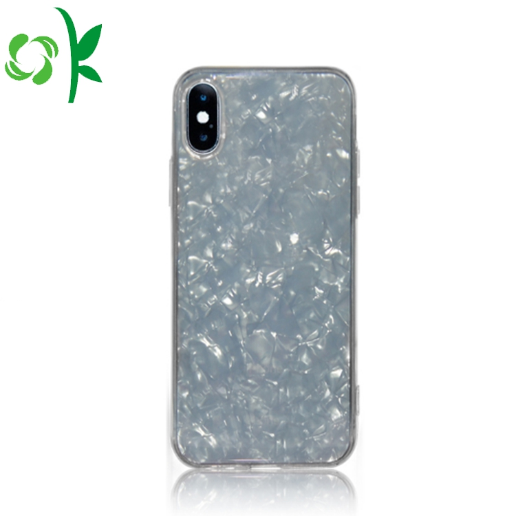 Tpu Phone Case Half Cover