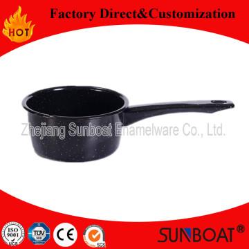 Sunwing émail sauce pan ustensiles de cuisine