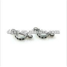 Crazy factory body jewelry piercing nipple shield