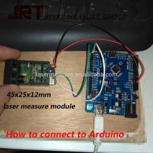 Сдвиг фазы лазер лазерный Измеритель расстояния USB Датчик