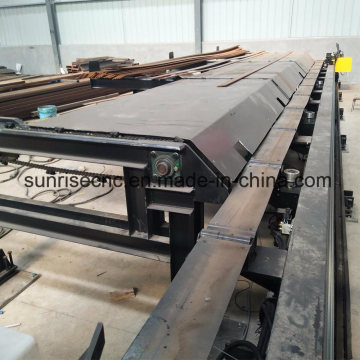 Flat Bar Channels Punching Menandai Mesin Shearing