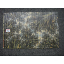 (BC-M1024) Handmade Natural Bamboo Rectangle Heat Insulation Placemat