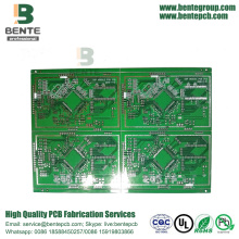 Carte PCB multicouche de la carte PCB FR4 Tg170 de 1,5oz 4-couches