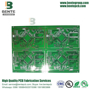 1.5oz Multilayer PCB FR4 Tg170 PCB 4-layers