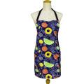 Garden art vintage apron