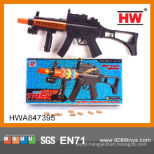 Wholesale toy guns plastic b/o music gun toy