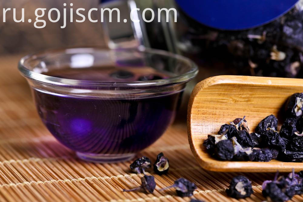 High Quality Chinese Organic Black Goji tea
