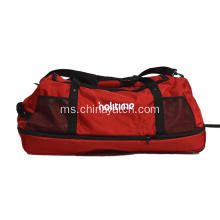 Ripstop Foldable Duffle Bag 3 Wheels
