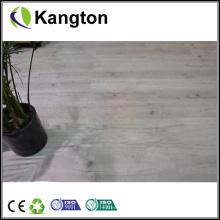 Suelo de tarima de espuma de PVC WPC (pisos de vinilo decking)