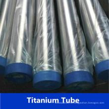 Ti сплав Поставщик Бесшовные титановые трубы Titanium Tube (GR2)