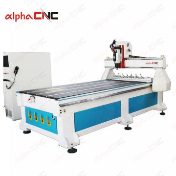 Woodworking Sanding Machines Automatic Tool Change Cnc Router For Plywood Mdf