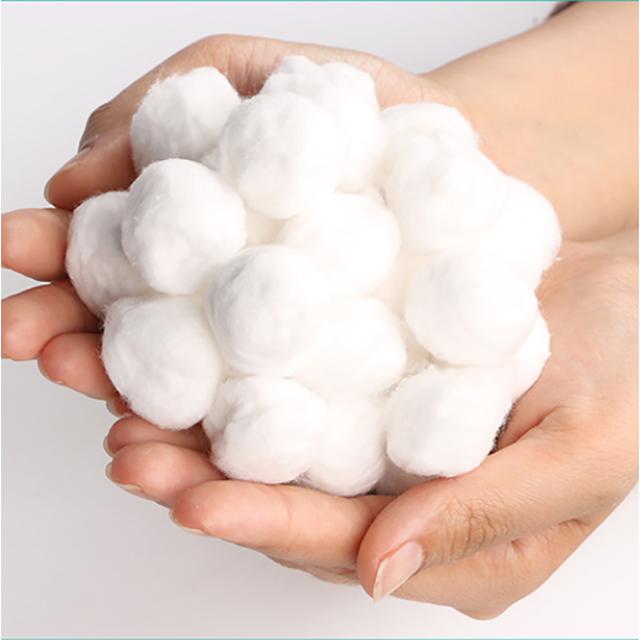 Cotton Balls Non-sterile