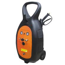Lavadora de alta pressão e o Compressor de ar