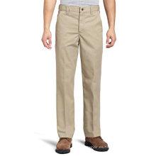 Pantalones vaqueros mezclados de la pierna recta del Multi-bolsillo de la moda para hombre