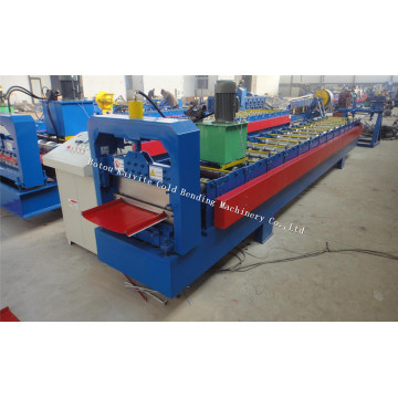 Ghana Steel Self Lock Dachblechmaschine