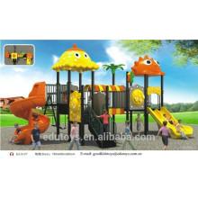 B10197 Parque de atracciones al aire libre plástico del nuevo diseño