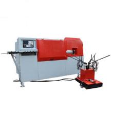 Automatische CNC-Steuerstahldraht-Rebarbiegemaschine