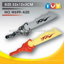 Мода ТПР пена меч детской игры оружие игрушечное