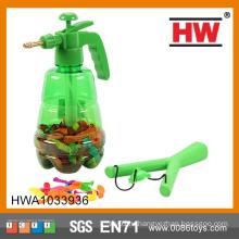 Забавный водный шар рогатки игра набор 500pcs воды бомба шары