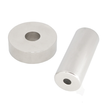 Short Magnet Tube NdFeB  Magnetic Pipe